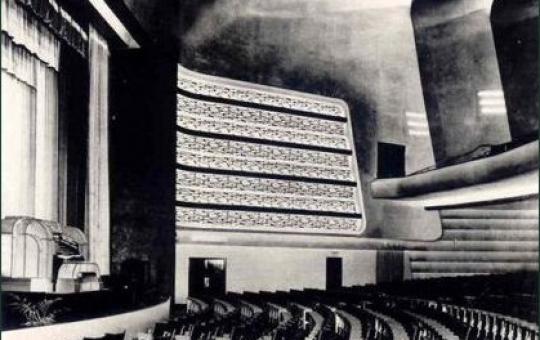 Compton Theaterorgel
